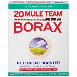20 mule team borax ticks control
