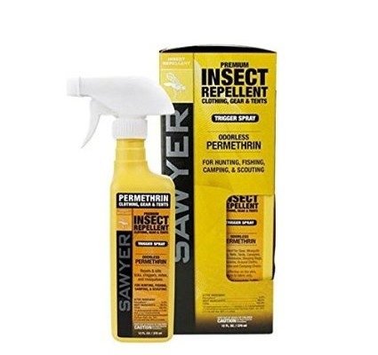 Sawyer Premium Permethrin Clothing Tick Repellent Trigger Spray Review