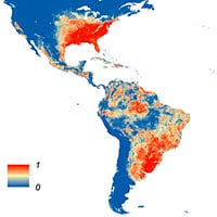 Get informed about mosquito areas