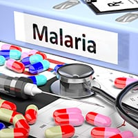Malaria medication