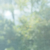 Install mosquito screens on windows and doors